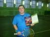 второе место TENNIS MARKT 2013 Долбин Алексей